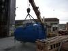 02-Installazione caldaia per olio diatermico